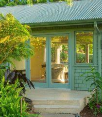 Tax implications of a garden office